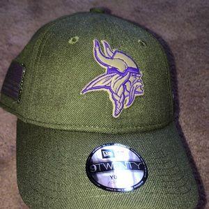 NFL Vikings Hat (youth)